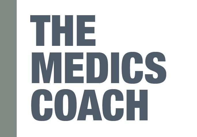 The Medics Coach Logo